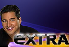 "Mario Lopez hosts ""Extra""."