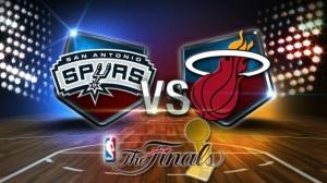 Spurs vs. Heat