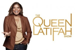 Queen Latifah's new talk show isn't just on one station in Chicago, but two!