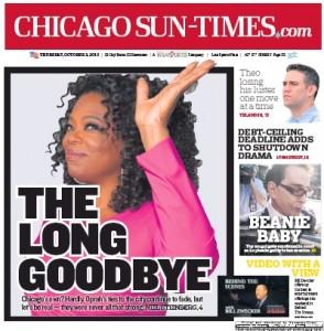 Oprah Sun-Times
