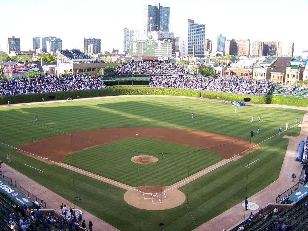 The Cubs may have a new radio home in 2015.
