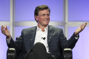 Kevin Reilly at the 2008 TCA Press Tour.