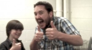 A young fan is traumatized by meeting WIl Wheaton.