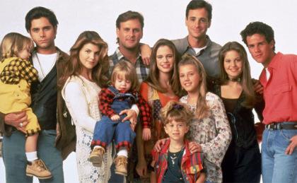 1994 Full House cast