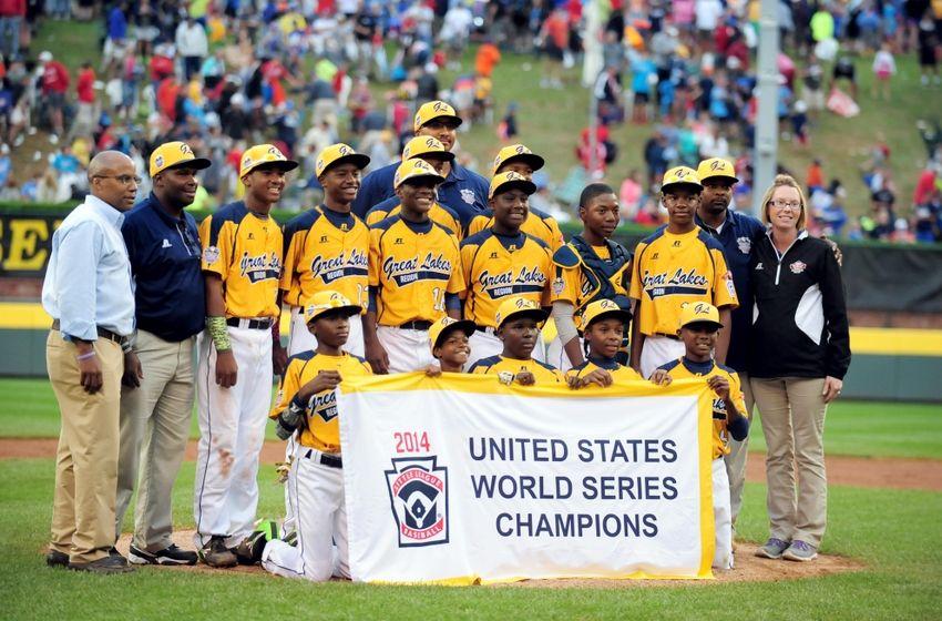 Your U.S. Little League Champs!