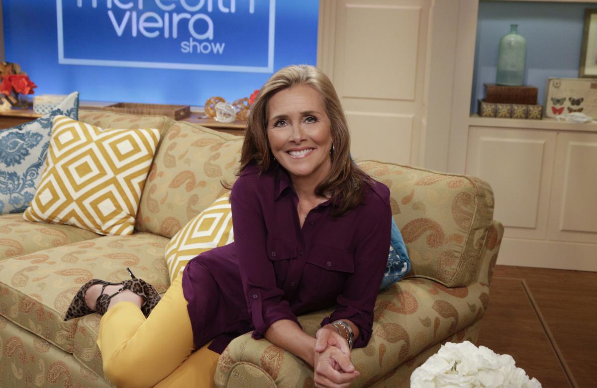 Meredith Vieira. (Photo by: Heidi Gutman/NBCU)