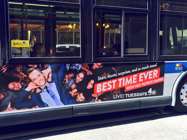 """Next stop: The T Dog Media TV Hall Of Shame for """"Best Time Ever""""."""