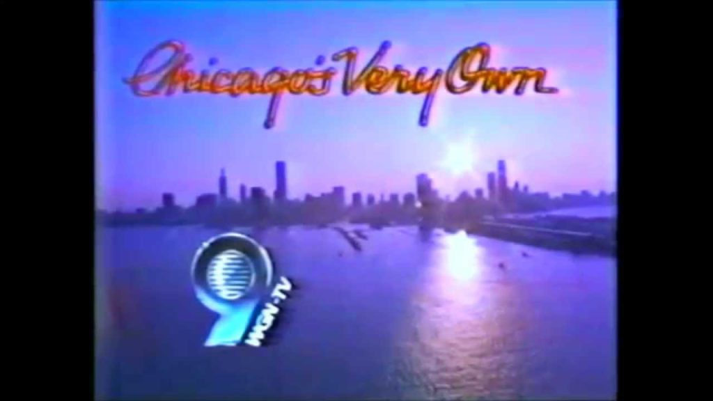 Screenshot of WGN-TV's logo and slogan from the 1980's. (YouTube)