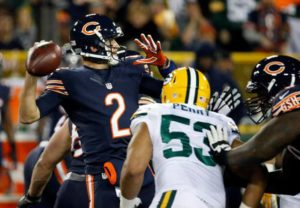 The Bears were no match for Cubdom Thursday night - or The Packers.