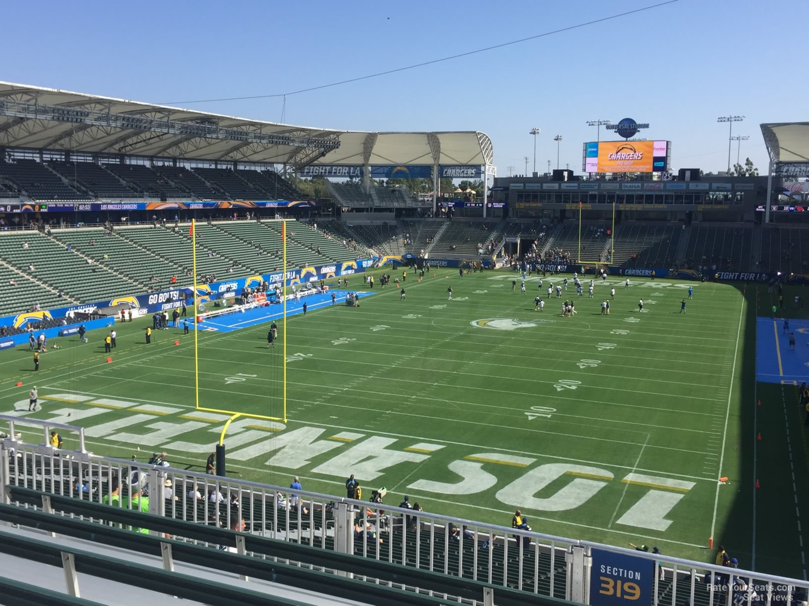 South L A S Team Chargers Move To Hollywood Isn T