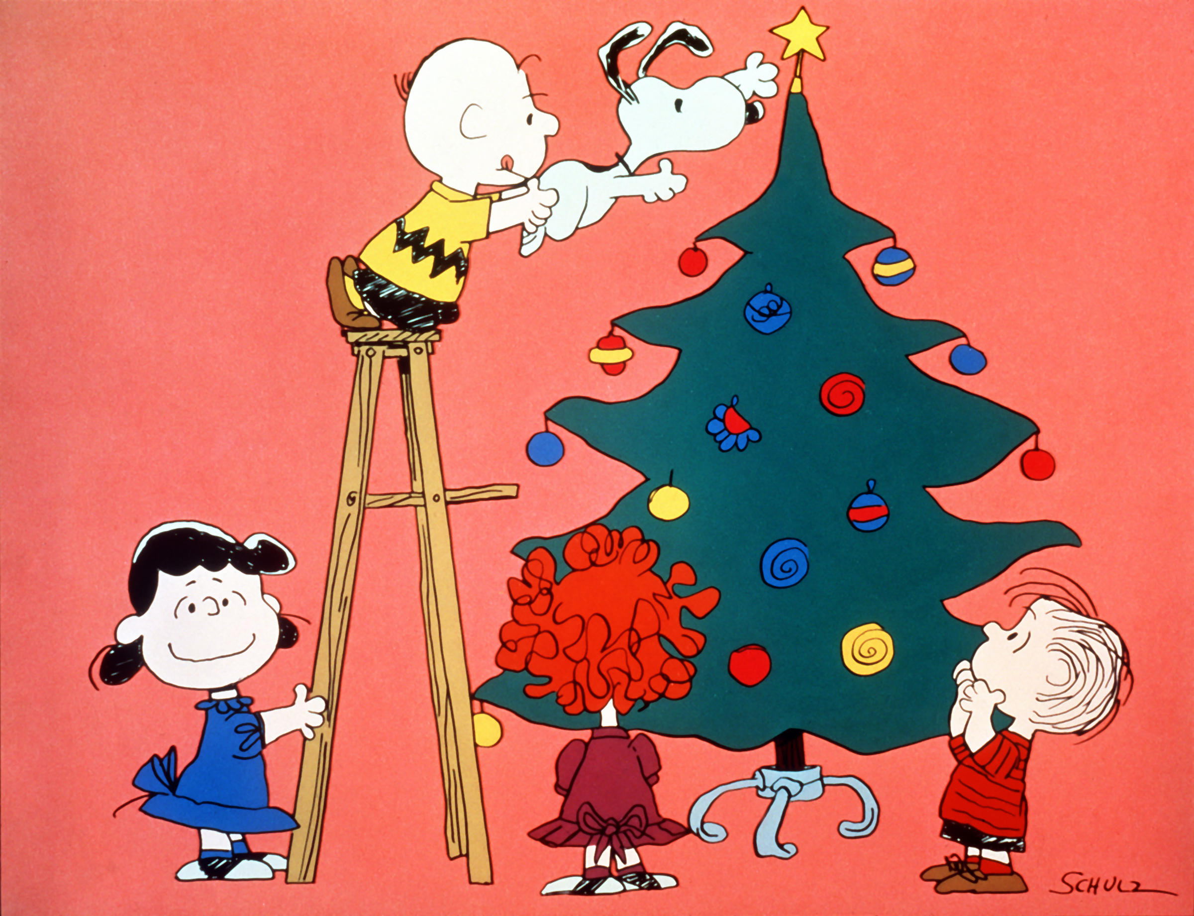 Report: Apple + adds Peanuts holiday specials, ends broadcast TV